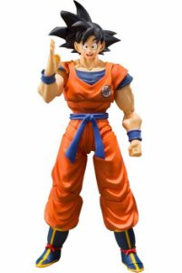 [Estoque No Japão] S.H.Figuarts Dragon Ball Z Son Goku - A Saiyan Raised on Earth