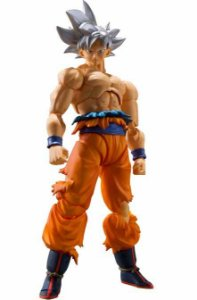 [Estoque No Japão] S.H.Figuarts Dragon Ball Super: Son Goku Ultra Instinct (Instinto Superior)