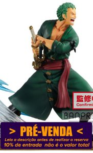 [Reservar: 10% de Entrada] One Piece: Roronoa Zoro [Log File Selection -Fight- v1]