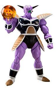 [Estoque No Japão] S.H.Figuarts Dragon Ball Z: Capitão Ginyu