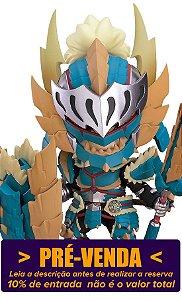 [Reservar: 10% de Entrada] Nendoroid #1421 Monster Hunter World: Iceborne - Male Hunter Zinogre Alpha