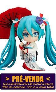 [Reservar: 10% de Entrada] Nendoroid #1427 Character Vocal Series 01: Hatsune Miku [Korin Kimono]