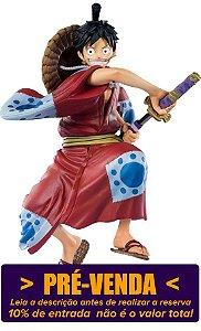 [Reservar: 10% de Entrada] Figuarts ZERO One Piece: Monkey D. Luffy [Luffytarou]