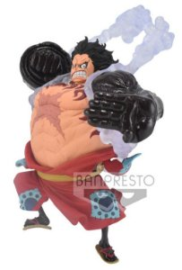 One Piece: Monkey D. Luffy Gear 4 Wano Country [King Of Artist]