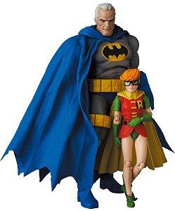 Mafex #139 Batman Blue & Robin [The Dark Knight Returns]