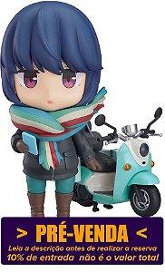 [Reservar PV: 10% de Entrada] Nendoroid #1451 Yuru Camp: Rin Shima [Touring]