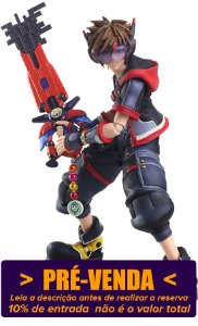 [Reservar PV: 10% de Entrada] Bring Arts Kingdom Hearts III: Sora [v2]