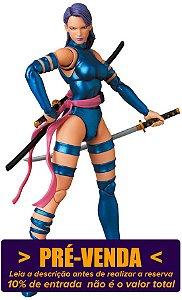 [Reservar PV: 10% de Entrada] Mafex #141 X-Men: Psylocke [Marvel Comics]