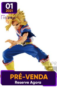 [Reservar PV: 10% de Entrada] My Hero Academia: All Might [Zoukei Academy Special]