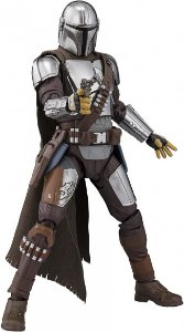 [Estoque No Japão] S.H.Figuarts The Mandalorian [Besker Metal Armor]