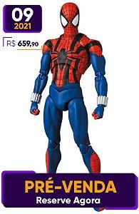 [Reservar PV: 10% de Entrada] Mafex #143 Homem Aranha: Bem Reilly [Marvel Comics/Spider Man]