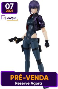 [Reservar PV: 10% de Entrada] figma #503 Ghost in the Shell: SAC_2045 Motoko Kusanagi