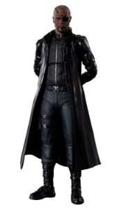 S.H.Figuarts Nick Fury [Vingadores]