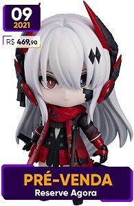 [Reservar PV: 10% de Entrada] Nendoroid #1519 Punishing: Gray Raven Lucia [Crimson Abyss]