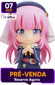 [Reservar PV: 10% de Entrada] Nendoroid #1544 The Day I Became a God: Hina Satou