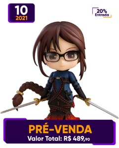 [Pré-venda] Nendoroid #1589 Fate/Grand Order: Assassin/Yu Mei-ren