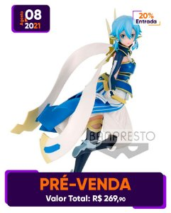 [Pré-venda] Sword Art Online Alicization War of Underworld: Sun Goddess Sinon [Dressy and motions-]