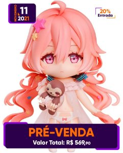 [Pré-venda] Nendoroid #1616 Red: Pride of Eden Evante
