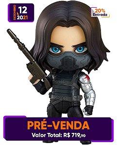 [Pré-venda] Nendoroid #1617-DX Falcão e Soldado Invernal: Winter Soldier