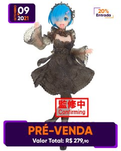 [Pré-venda] Re:ZERO -Starting Life in Another World- Seethlook -Rem-