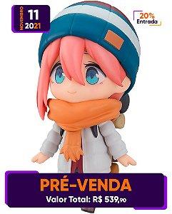 [Pré-venda] Nendoroid #1623 Yuru Camp: Nadeshiko Kagamihara [Solo Camp]