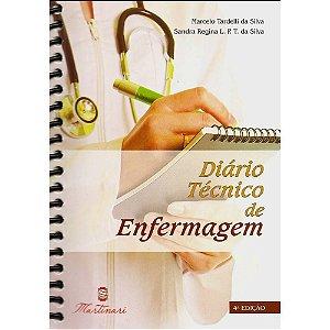 Diário Técnico de Enfermagem