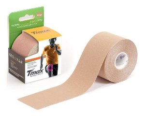 Fita Bandagem Kinésio Tape Tmax Original Bege