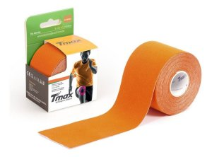 Fita Bandagem Kinésio Tape Tmax Original Laranja