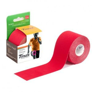 Fita Bandagem Kinésio Tape Tmax Original Vermelha