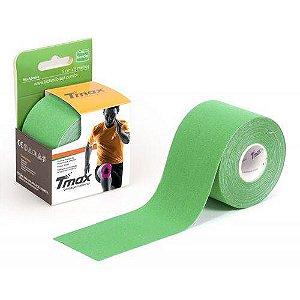 Fita Bandagem Kinésio Tape Tmax Original Verde