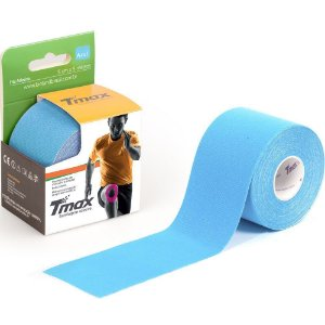 Fita Bandagem Kinésio Tape Tmax Original Azul