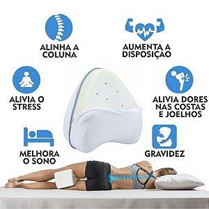 Almofada De Apoio Para Joelho Leg Pillow Supemedy