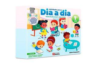 Coleção Atividades Para O Dia A Dia 1° Ano - Editora Rideel