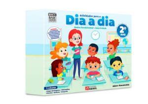 Coleção Atividades Para O Dia A Dia 2° Ano - Editora Rideel