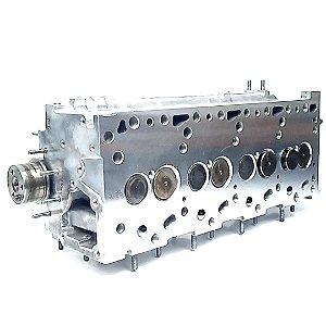 Cabeçote Com Comando Ducato 2.8 Turbo Mecânico 8v 7450482 - 00 a 06 - Alt 150mm - Base de Troca