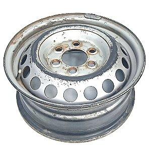 """Roda Ferro Aro 16"""" Sprinter - A9064010702 - 13 a 20"""