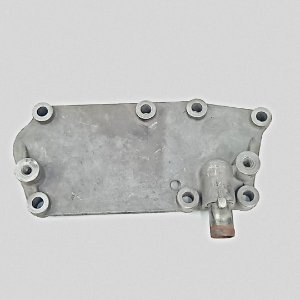 Flange Traseira Cabeçote Iveco Daily 35s14 - 07 a 17