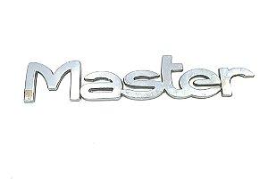 Emblema Master 10 a 12