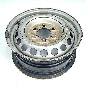 """Roda Ferro Aro 16"""" Sprinter A0014019202 13 a 20"""