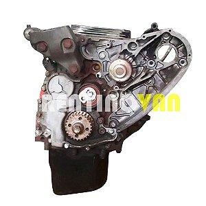 Motor Citroen Jumper parcial 2.3 Euro 3 a base de troca de 2010 a 2012