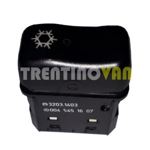 Interruptor Ar Condicionado Mercedes Benz Sprinter