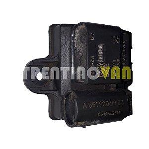 Modulo Comando Sistema Aquecimento - A6519000900 - Mercedes Benz Sprinter