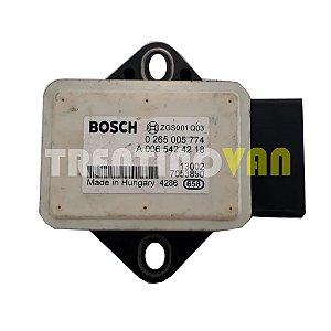 Sensor de Aceleração Longitudinal - A0065424218 - Mercedes Benz Sprinter CDI