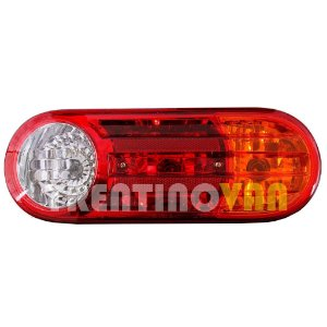 Lanterna Traseira Lado Direito Passageiro - Hyundai HR
