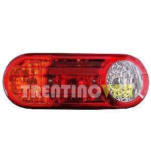 Lanterna Traseira Lado Esquerdo Motorista - Hyundai HR