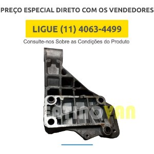 Suporte Inferior Motor Ducato Boxer Jumper - 504306948 - 10 a 17