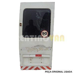 Porta Traseira Teto Baixo Passageiro Sprinter - 98 a 12 Lado Esquerdo