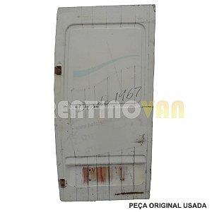 Porta Traseira Teto Baixo Furgão Sprinter - 98 a 12 Lado Esquerdo