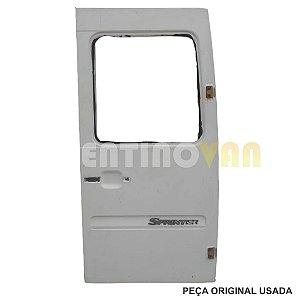 Porta Traseira Teto Baixo Passageiro Sprinter - 98 a 12 Lado Direito