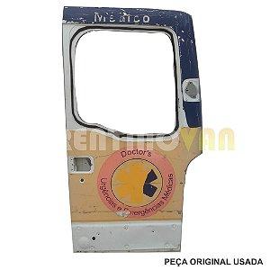 Porta Traseira Master 03 a 12 - Teto Baixo Passageiro Lado Direito